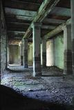 загубленное здание Стоковое Фото