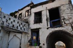 загубленное здание Стоковые Фото