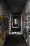 загубленные здания Стоковые Изображения RF