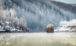 загубленный мост Стоковые Изображения RF