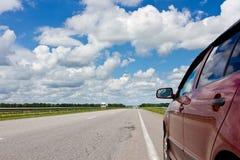 Задействовать дороги лета Стоковая Фотография RF