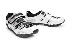 задействуя ботинки Стоковые Изображения RF
