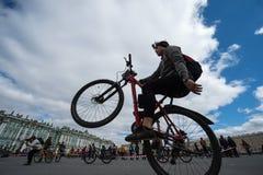 Задействуя день воспитательный и культурный фестиваль Стоковое Фото