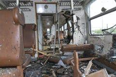 Задержание полиции террористов стоковые изображения rf