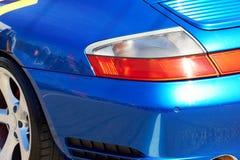задий автомобиля светлая Стоковая Фотография