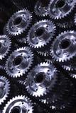 задий изготавливания axle Стоковое Изображение RF