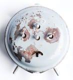 задние часы Стоковая Фотография RF
