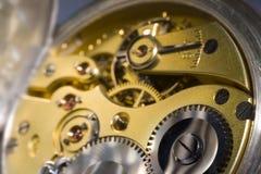 задние часы Стоковое фото RF