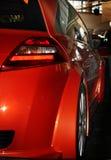 задний автомобиль Стоковые Фото