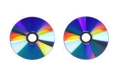 Задний компакт-диск стоковые фото