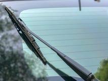 Задний счищатель ветровой защиты Стоковые Фото