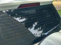 Задний счищатель лобового стекла автомобиля Стоковая Фотография RF