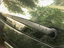 Задний счищатель лобового стекла Стоковое Фото