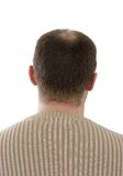задний человек Стоковая Фотография RF