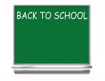 задний chalkboard ягнится школа к Стоковые Изображения