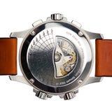 задний wristwatch стоковые изображения