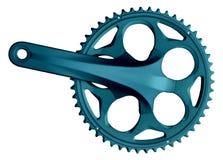 Задняя кассета горного велосипеда иллюстрация вектора