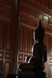 Задняя сторона Будда Стоковые Фото