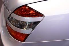 задняя часть автомобиля Стоковые Изображения RF