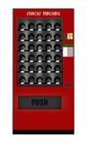 заедки изготовляемых для продажи машин Стоковая Фотография RF