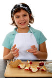 заедк потехи еды здоровая Стоковые Фото