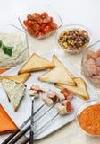 заедк fondue Стоковое Изображение