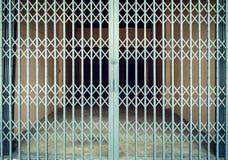 Зажаренная дверь защищает любую вещь в доме Стоковые Изображения RF