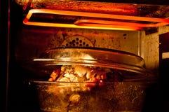 Зажаренная кабанина Стоковое Фото