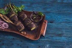 Зажаренная картошка на плите Стоковая Фотография
