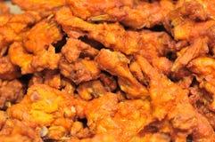 Зажаренное в духовке мясо зубочистки Стоковые Фото
