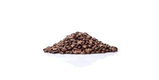 Зажаренное в духовке кофейное зерно v Стоковые Фото