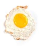 зажаренное яичко стоковая фотография rf