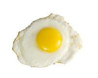 зажаренное яичко Стоковые Фотографии RF