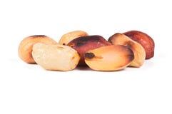 Зажаренные в духовке арахисы Стоковое Изображение