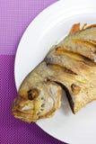 Зажаренные рыбы. Стоковое Изображение RF