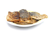 Зажаренные рыбы Стоковое фото RF