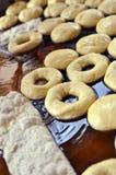Зажаренные Donuts стоковое фото
