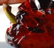 зажаренный в духовке перец пожара Стоковая Фотография