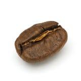 зажаренный в духовке кофе фасоли Стоковые Фото