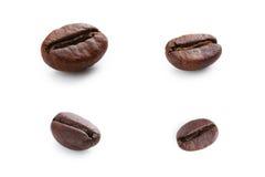 зажаренный в духовке кофе фасоли Стоковые Фотографии RF