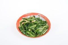 Зажаренный индийский салат (Lactuca sativa Linn) Стоковые Фото
