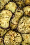 Зажаренный и сваренный aubergine Стоковые Изображения RF