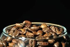 зажаренный кофе фасолей Стоковые Изображения
