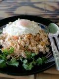 зажаренный рис Стоковая Фотография RF