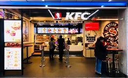 зажаренный цыпленок стоковая фотография rf