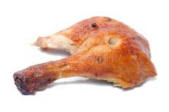 Зажаренный цыпленок Drumstick Стоковое Изображение