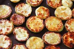 зажаренный zucchini Стоковые Изображения RF
