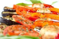 зажженные овощи Стоковые Изображения RF
