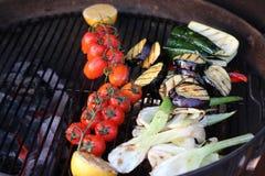 зажженные овощи Стоковая Фотография RF