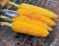 зажженные corns Стоковые Фото
